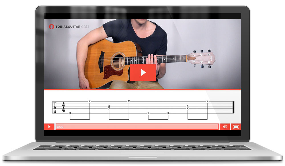Guitar Academy Tutorial + In Video Tabs