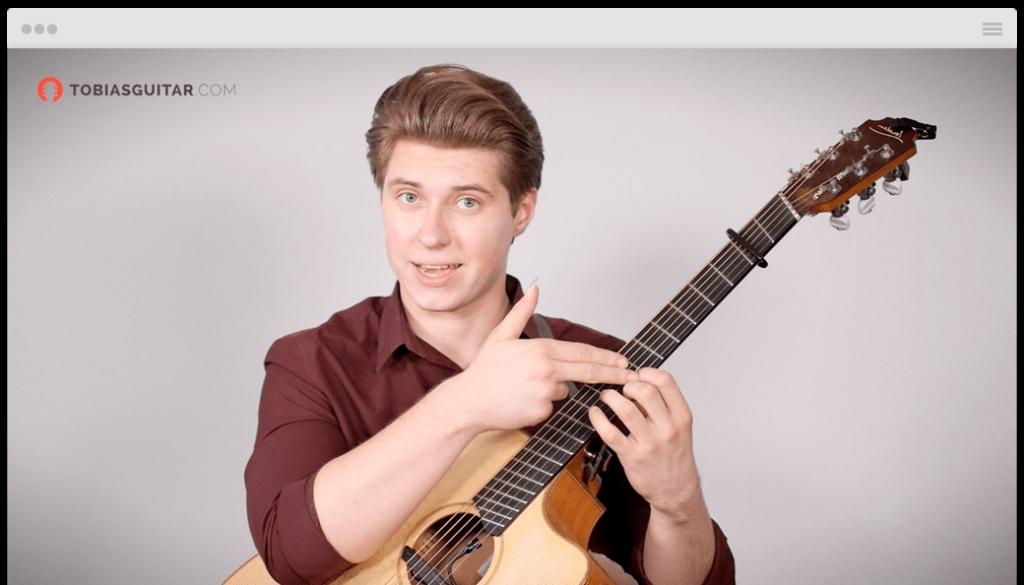 Alexandr Misko guitar tutorial TAB Tabs